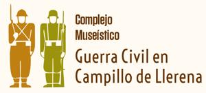 Museo de la Guerra Civil en Campillo de Llerena logo